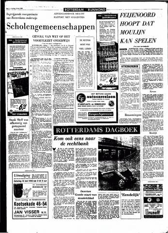 Rotterdamsch Parool / De Schiedammer 1966-05-13