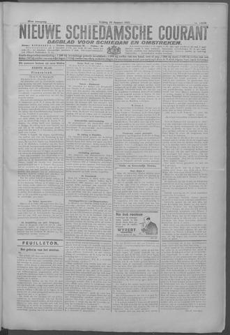 Nieuwe Schiedamsche Courant 1925-01-16