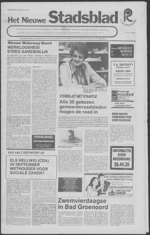 Het Nieuwe Stadsblad 1978-08-09