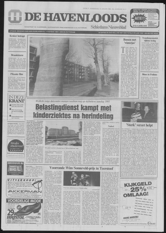 De Havenloods 1993-01-14