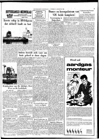 Rotterdamsch Nieuwsblad / Schiedamsche Courant / Rotterdams Dagblad / Waterweg / Algemeen Dagblad 1964-08-11