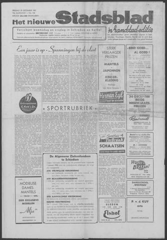 Het Nieuwe Stadsblad 1961-12-29