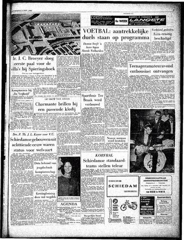 Rotterdamsch Parool / De Schiedammer 1962-11-01