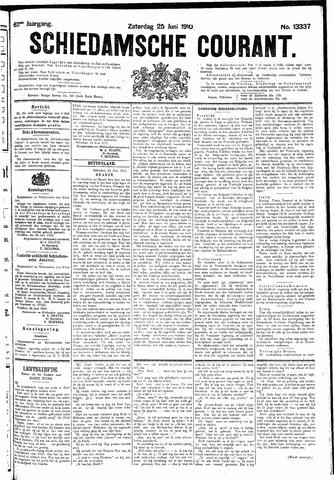 Schiedamsche Courant 1910-06-25