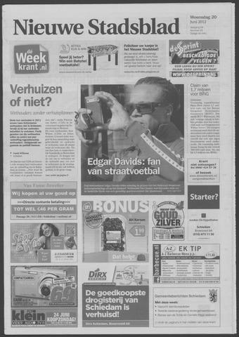 Het Nieuwe Stadsblad 2012-06-20