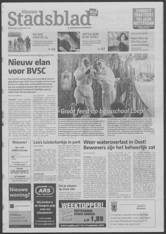 Het Nieuwe Stadsblad 2015-09-09