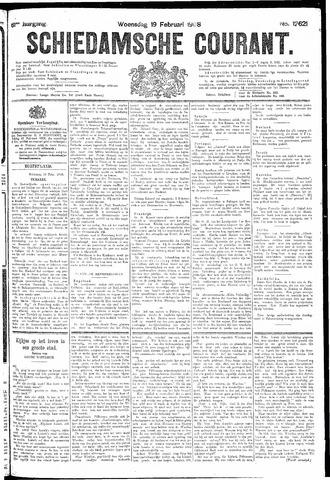 Schiedamsche Courant 1908-02-19