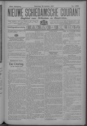 Nieuwe Schiedamsche Courant 1917-10-20