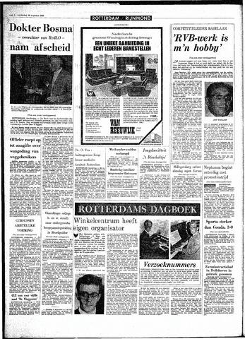 Rotterdamsch Parool / De Schiedammer 1968-08-29