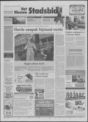 Het Nieuwe Stadsblad 2005-05-25