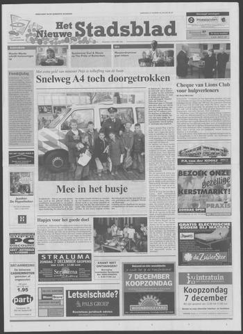 Het Nieuwe Stadsblad 2003-12-03