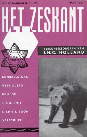 Het Zeskant 1954-03-01