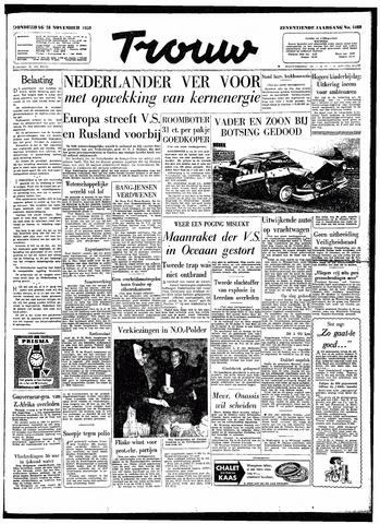 Trouw / De Rotterdammer 1959-11-26