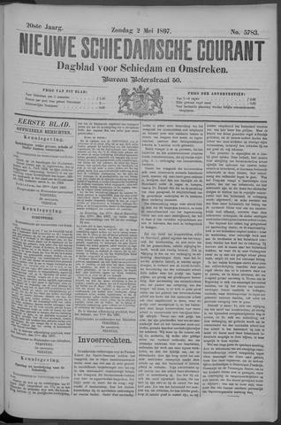 Nieuwe Schiedamsche Courant 1897-05-02