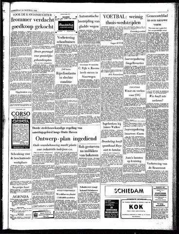 Rotterdamsch Parool / De Schiedammer 1963-10-24