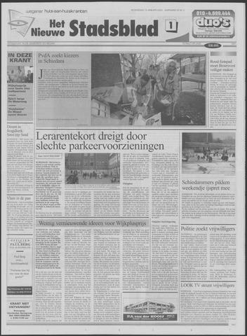 Het Nieuwe Stadsblad 2003-01-15