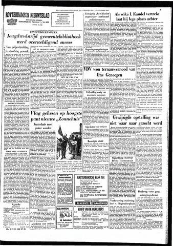 Rotterdamsch Nieuwsblad / Schiedamsche Courant / Rotterdams Dagblad / Waterweg / Algemeen Dagblad 1964-11-05