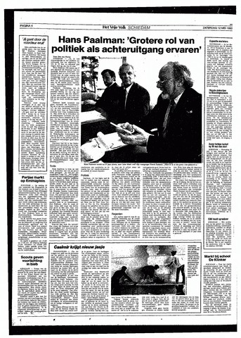Het Vrije volk 1990-05-12