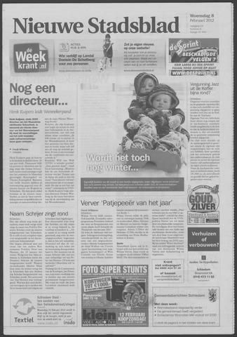 Het Nieuwe Stadsblad 2012-02-08