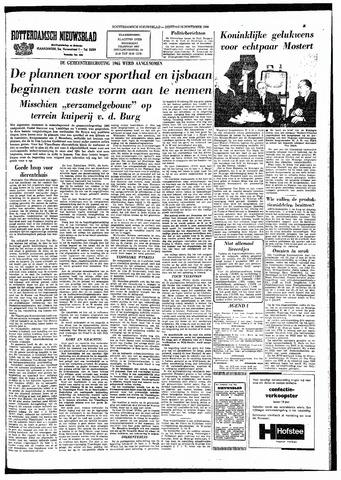 Rotterdamsch Nieuwsblad / Schiedamsche Courant / Rotterdams Dagblad / Waterweg / Algemeen Dagblad 1964-11-24