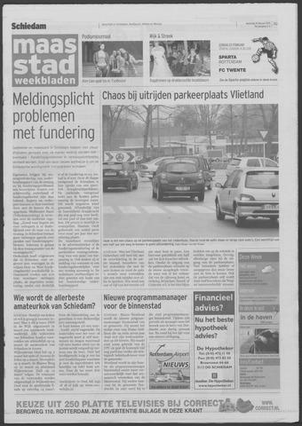 Maaspost / Maasstad / Maasstad Pers 2009-02-18
