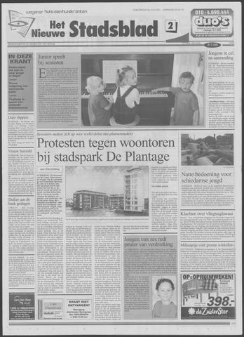 Het Nieuwe Stadsblad 2001-07-26