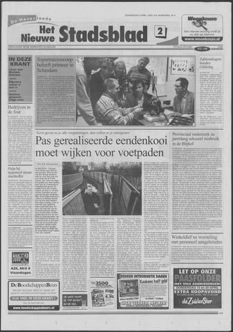 Het Nieuwe Stadsblad 2000-04-06
