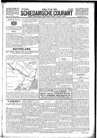 Schiedamsche Courant 1929-07-19
