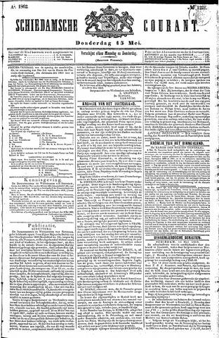 Schiedamsche Courant 1862-05-15