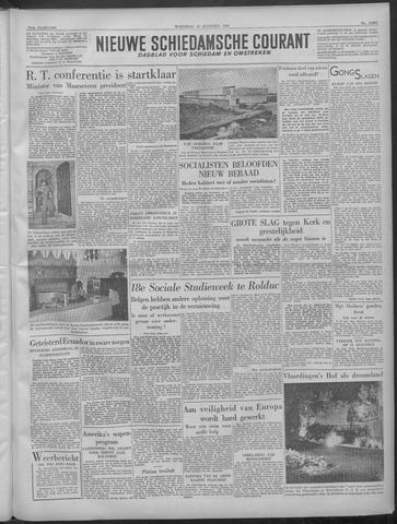 Nieuwe Schiedamsche Courant 1949-08-10