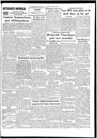 Rotterdamsch Nieuwsblad / Schiedamsche Courant / Rotterdams Dagblad / Waterweg / Algemeen Dagblad 1966-02-03