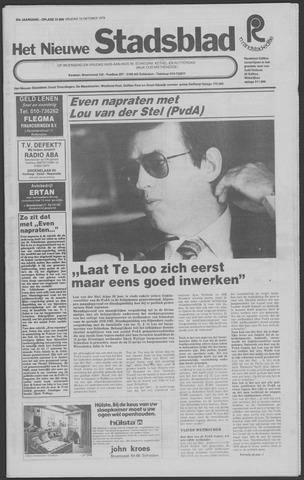 Het Nieuwe Stadsblad 1979-10-19