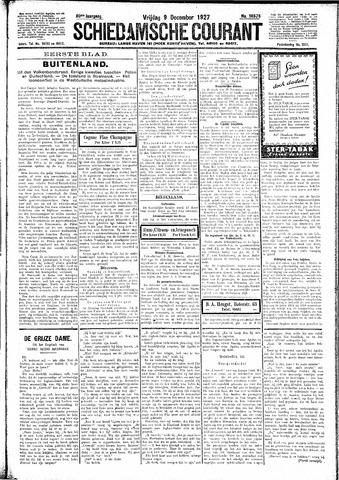 Schiedamsche Courant 1927-12-09