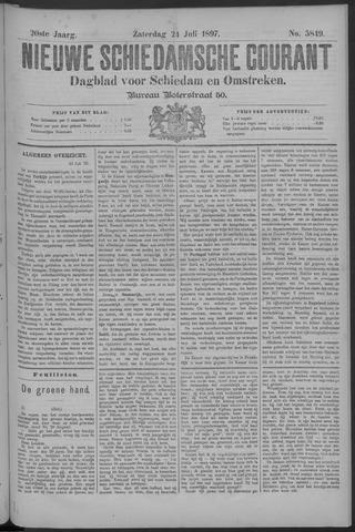 Nieuwe Schiedamsche Courant 1897-07-24