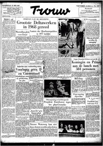 Trouw / De Rotterdammer 1957-05-23