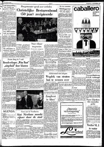 Trouw / De Rotterdammer 1964-11-18