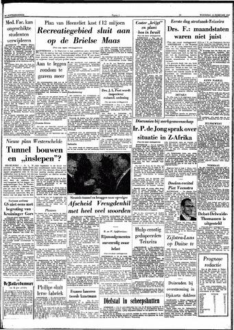Trouw / De Rotterdammer 1967-02-15