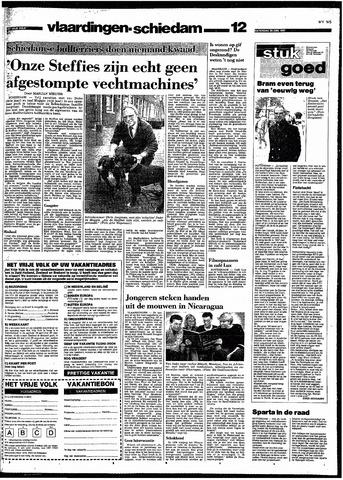Rotterdamsch Nieuwsblad / Schiedamsche Courant / Rotterdams Dagblad / Waterweg / Algemeen Dagblad 1987-06-20