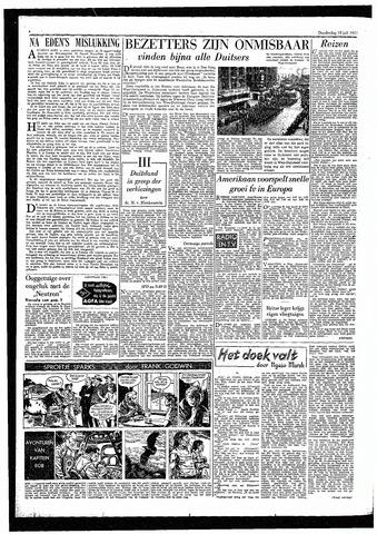 Rotterdamsch Parool / De Schiedammer 1957-07-18