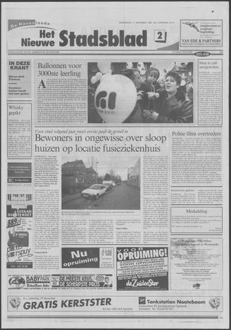 Het Nieuwe Stadsblad 1998-12-17