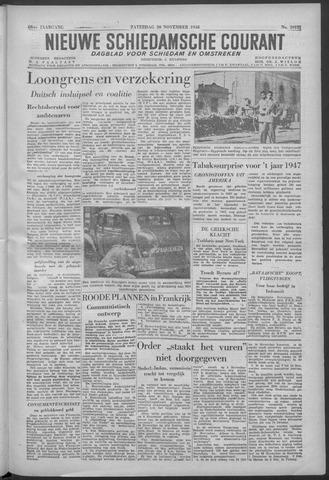 Nieuwe Schiedamsche Courant 1946-11-30