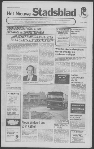Het Nieuwe Stadsblad 1978-02-08