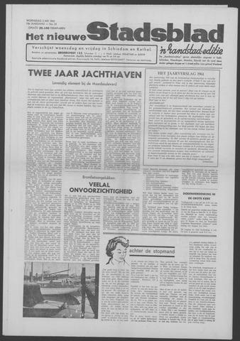Het Nieuwe Stadsblad 1962-05-02