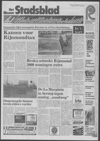 Het Nieuwe Stadsblad 1984-11-09
