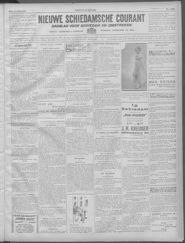 Nieuwe Schiedamsche Courant 1932-05-13