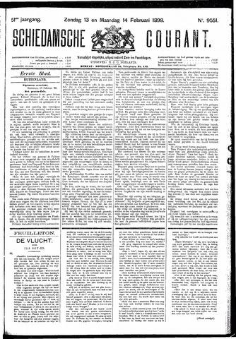 Schiedamsche Courant 1898-02-14