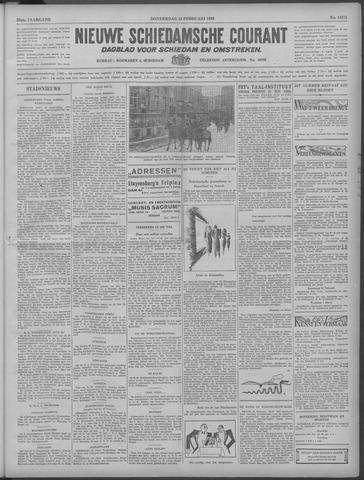 Nieuwe Schiedamsche Courant 1933-02-23