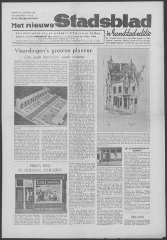 Het Nieuwe Stadsblad 1962-08-10