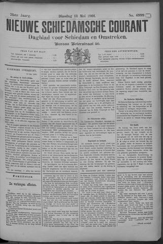 Nieuwe Schiedamsche Courant 1901-05-14
