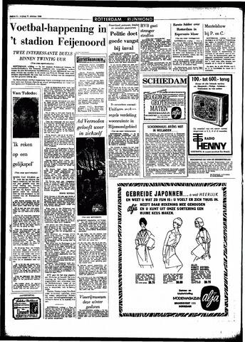 Rotterdamsch Parool / De Schiedammer 1966-10-21